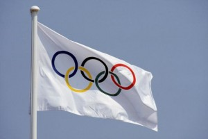 Official Olympic Flag